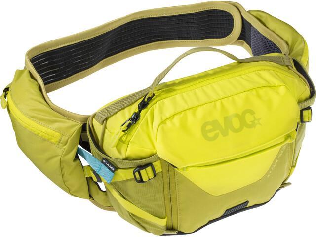 EVOC Hip Pack Pro - Cinturón de hidratación - 3l amarillo